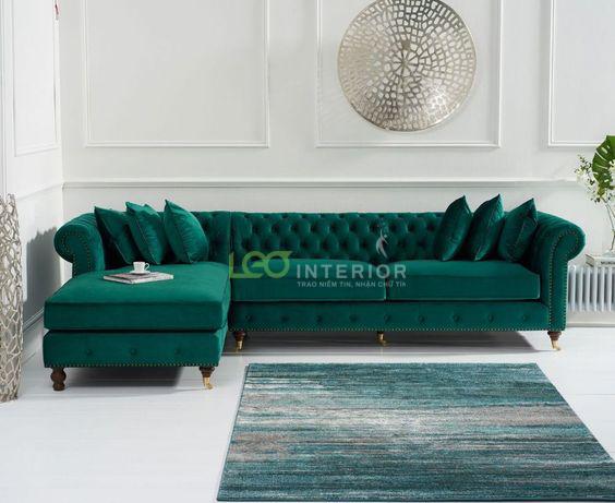 Sofa góc Albert