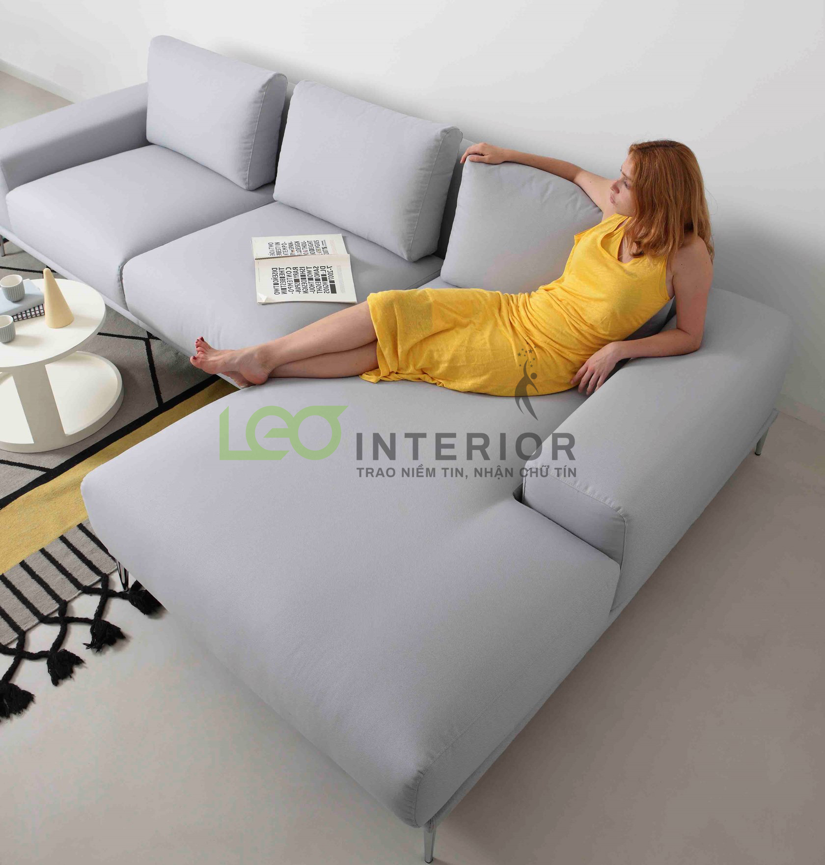 Sofa góc Odil