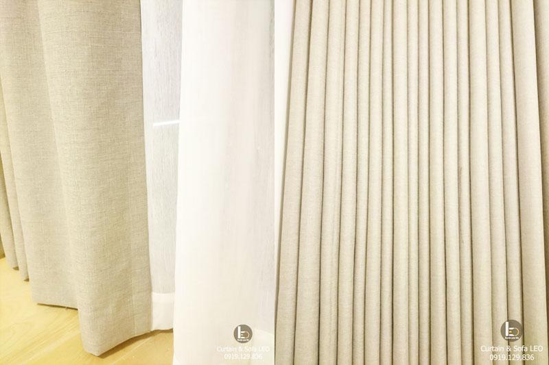Rèm cửa vải chống nắng Expand, cản nắng, cách nhiệt, cách âm tốt