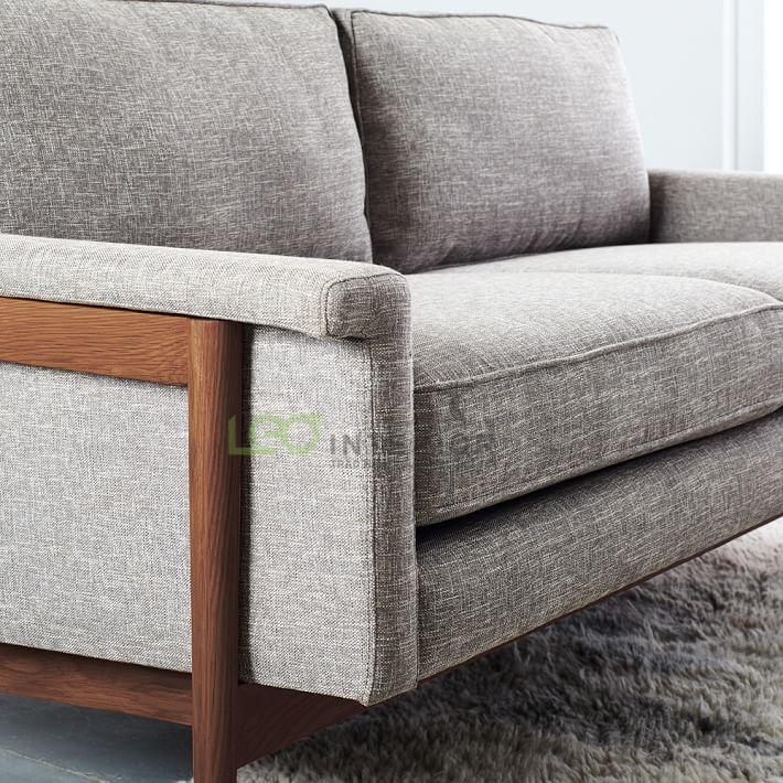Sofa băng Leon