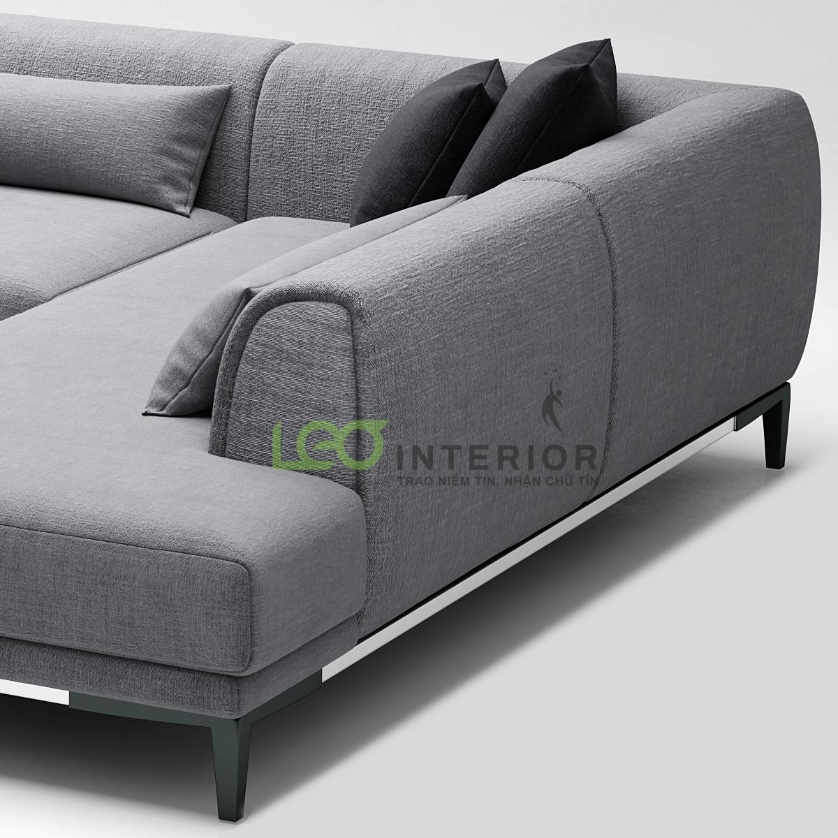 Sofa góc Natuzzi