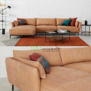 Sofa góc Odelle