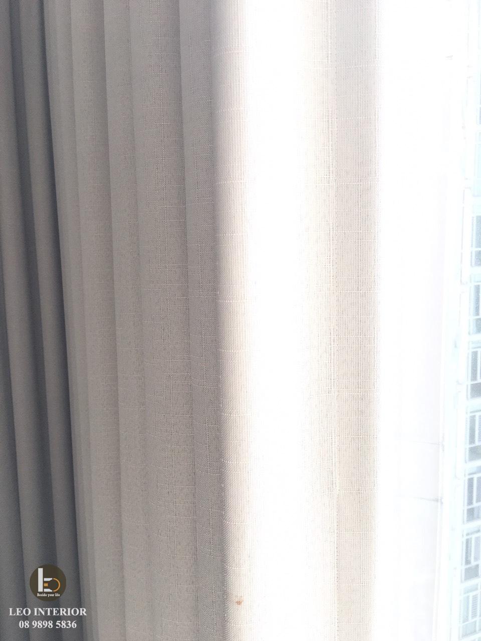 Rèm vải chống nắng Sleep Well
