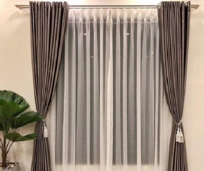 Hướng dẫn lựa chọn rèm cửa phù hợp với không gian