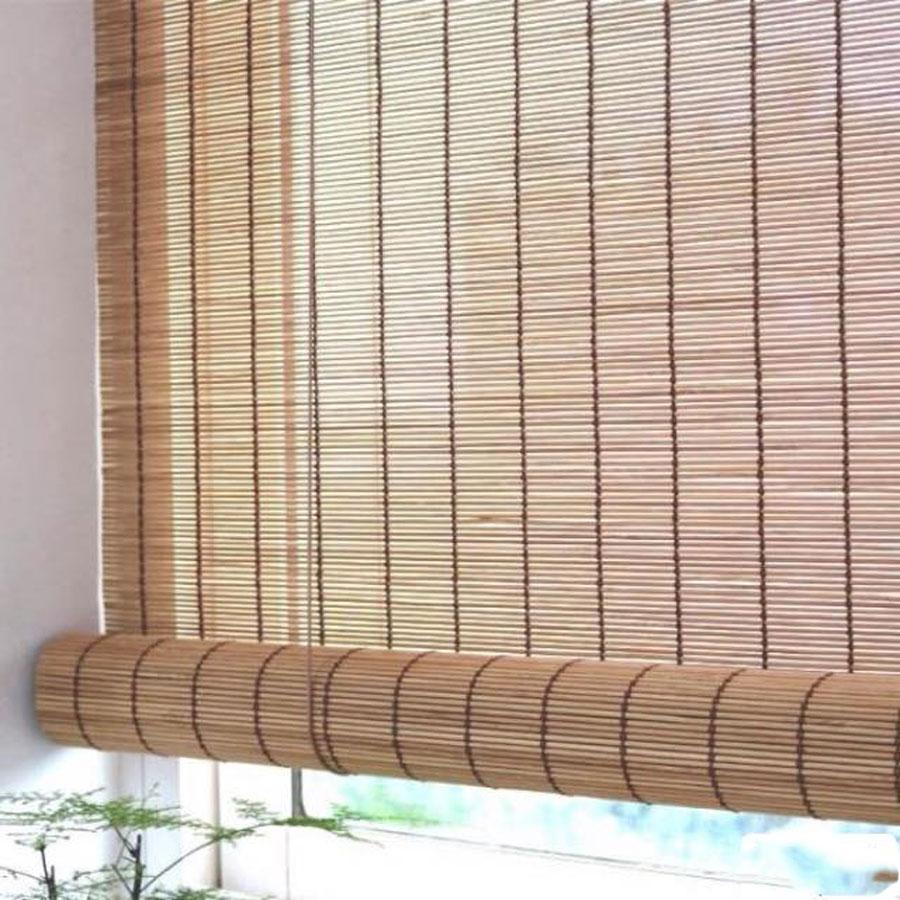 Tiện lợi khi sử dụng mành tre mành trúc ngoài trời hay trong nhà