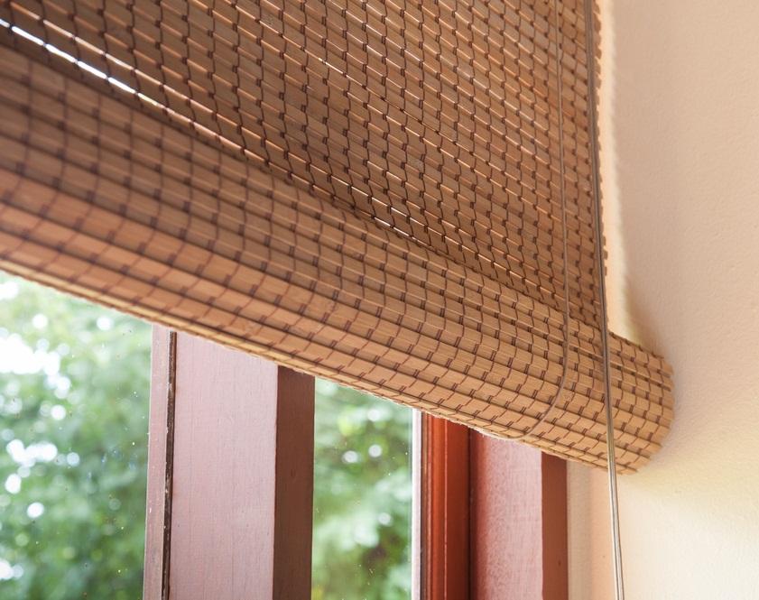Rèm tre trúc có hàng loạt các phong cách và kiểu dáng khác nhau
