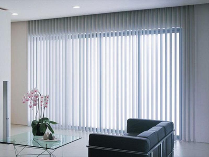 Rèm cửa kính cho không gian văn phòng sang trọng