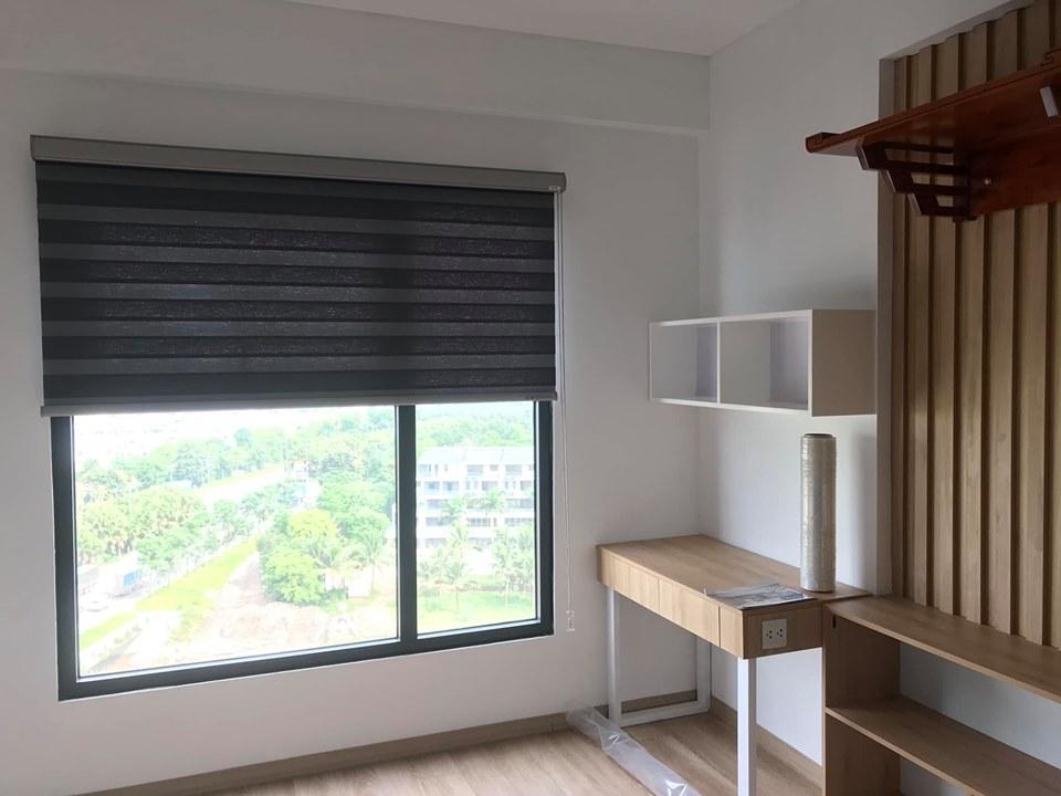 Mẫu rèm cuốn thu hút nhiều căn hộ chung cư hiện nay