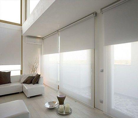 Rèm chắn nắng dành cho căn hộ chung cư