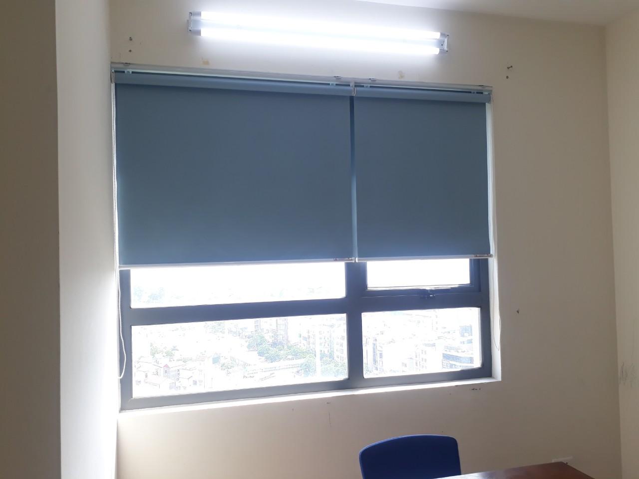Rèm chắn nắng lý tưởng cho không gian văn phòng