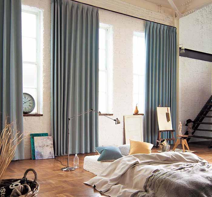 Rèm cửa phòng ngủ phù hợp nhất dành cho mọi gia đình