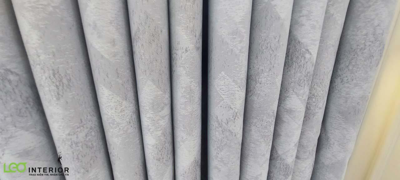 Rèm cửa 2 lớp vải chống nắng Hexan