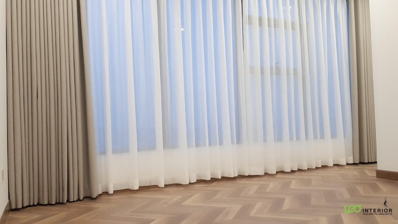 Rèm cửa 2 lớp vải chống nắng Light Out